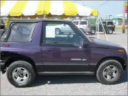 chevy tracker 1995 1995 geo tracker grandberry pa youtube