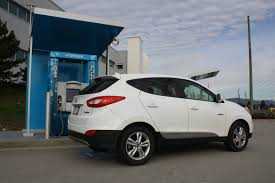 lexus lease deals vancouver quick spin in the fuel cell powered hyundai tucson released in