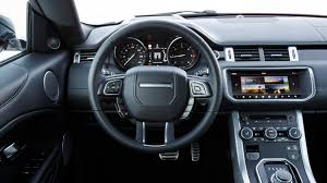 land rover interior 2016 range rover evoque convertible 2 0d hse dynamic lux 2016 review