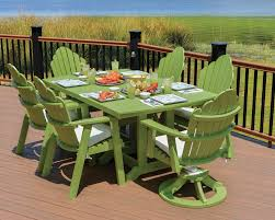 Green Table L Poly Tables Table Set L Green Acres Outdoor Living Marietta Ga