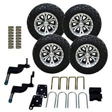 Off Road Wheel And Tire Packages Off Road Wheels And Tires Package Amazon Com