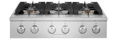 Slide In Cooktop Electrolux Icon 36 U0027 U0027 Gas Slide In Cooktop E36gc76prs Electrolux