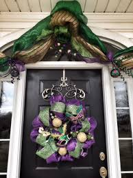 mardi gras door decorations mickey mouse christmas wreath archives living a disney