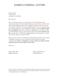 best solutions of how to write a good formal letter writing for