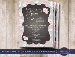 Shabby Chic Invites by Popular Items For Shabby Chic Invites On Etsy Party Ideas