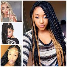 box braids hairstyles for black women 10 coolest box braids for 2016 haircuts hairstyles 2017 and