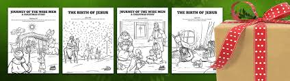 Christmas Coloring Pages For Sunday School Enter The Contest Wise Worship Coloring Page