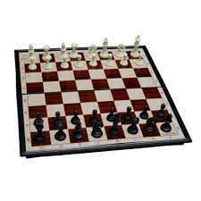 magnetic chess with beautiful 32 pieces u2013 at your door step