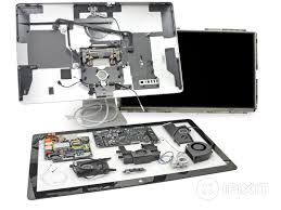 apple thunderbolt display teardown ifixit