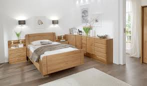 Schlafzimmer Set Mit Boxspringbett Schlafzimmer Teilmassiv Erle Mevera4 Designermöbel Moderne