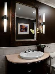 ideas for small guest bathrooms bathroom stunning guest bathroom decor idea with granite floor
