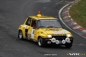 renault 5 rally achim welteke kurt schäfer renault 5 turbo