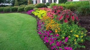 How To Start A Flower Garden In Your Backyard Colorful Flower Beds Improve Your Home U0027s Curb Appeal Youtube