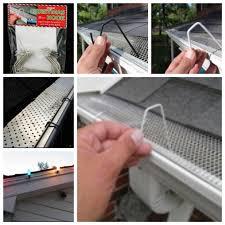 light hangers walmart for gutter guards pole