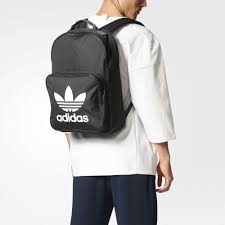 adidas classic trefoil backpack light pink adidas trefoil backpack black adidas uk