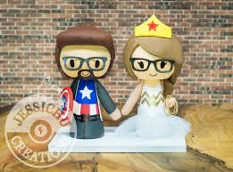 marvel cake toppers 152 best dc inspired wedding cake toppers by jessichu