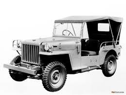 toyota jeep white toyota jeep bj 1951 u201354 pictures 1024x768