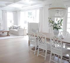 white coastal home painted in benjamin moore u0027s simply white