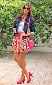 dress with jean jacket great on with pict of best dress with jean