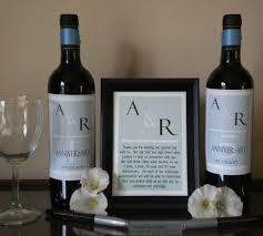 wine bottle guestbook creative guest book alternatives to treasure for years to come