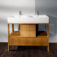 Double Bathroom Sink Cabinets Sinks Glamorous Double Bowl Bathroom Sink Double Bowl Bathroom