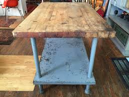 butcher block workstation opal stackhouse our regular shop hours are every wednesday 12 6p every sunday 11 5p and the first saturday of every month 12 8 863 henry street columbus oh 43215