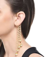 pics of ear cuffs shinningdiva glitzy style ear cuffs buy shinningdiva glitzy