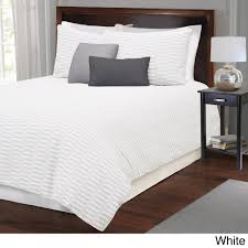 parker cotton duvet cover free shipping today overstock com