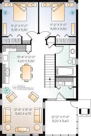 triplex plans chalet u0026 waterfront homes duplex triplex w2933 maison laprise
