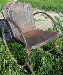 Motel Chairs Advertisement Vintage Metal Lawn Chair Google Search Motel