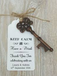 key bottle opener wedding favors 16 unique wedding favor ideas key bottle opener antique