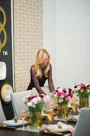 oscar night party with world kitchen fashionable hostess