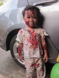 Halloween Costume Zombie Bloody Child Zombie Costume Costumes Scariest Halloween