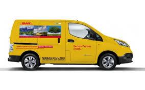 sede dhl torino furgone elettrico per aziende nuovo modello di business