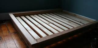Wooden Platform Bed Frame Plans by How To Build Japanese Bed Frame Plans Pdf Woodworking Plans