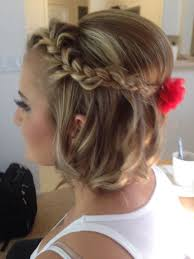 plaited hairstyles for short hair 12 pretty braided hairstyles for short hair pretty designs