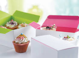 gable box with window cupcake boxes boxandwrap com