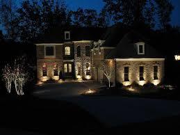 Residential Landscape Lighting Castlelights Landscape Lighting Winston Salem Greensboro
