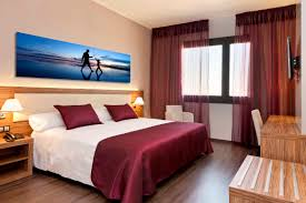 Nature Bedroom by Best 4 Star Hotel In Torrevieja With Spa Costa Blanca Golf Courses