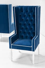 peacock blue chair buy velvet armchair wicker tub chair printed accent chairs