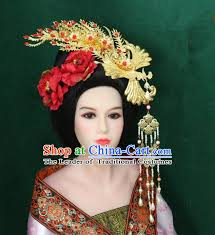 traditional hair accessories traditional handmade hair accessories tang dynasty empress