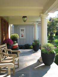 porch ideas exterior design fall front porch ideas with porch columns and