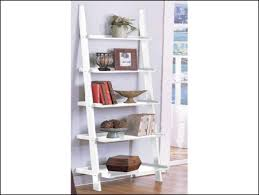 furniture white ladder shelf ikea bookcase white ladder shelf
