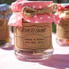 wedding favor jars wedding favor jars