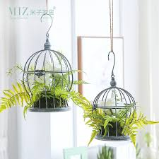 bird cage decoration miz 1 artificial plants for decoration home garden hanging