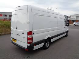 cancelled order 2017 17 reg mercedes sprinter 314 cdi lwb
