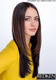 Frisuren Mittellange Haare Mittelscheitel by Die Besten 25 Stufenschnitt Lange Haare Mittelscheitel Ideen Auf