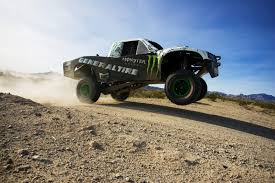 ballistic u201d bj baldwin debuts monster energy trophy truck