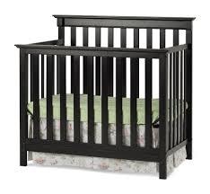 Mini Convertible Cribs by Child Craft Bradford 4 In 1 Mini Convertible Crib Rich Java