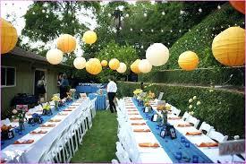 outdoor wedding decoration ideas diy backyard party decorations outdoor birthday party ideas